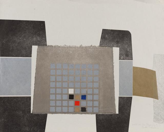 , 'Kommos: The Treasury,' 1977, Childs Gallery