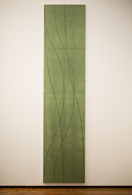 , 'Double Line Column 7,' 2005, Galleria Fumagalli
