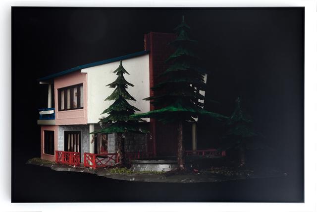 , 'Still Life Series | Hotel with pond,' 2014, DAS ESSZIMMER