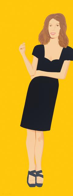 , 'Black Dress (Cecily),' 2015, McClain Gallery