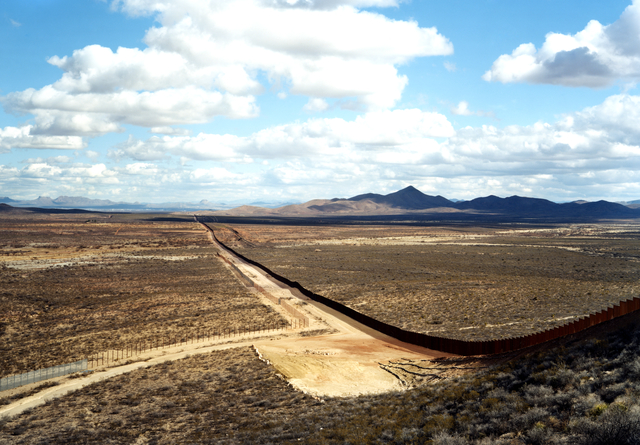 Victoria Sambunaris, 'Untitled (Border Fence), Near Naco, Arizona', 2010, San Francisco Museum of Modern Art (SFMOMA)