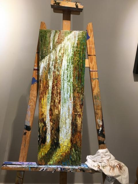 , 'Tree Falls ,' 2018, Lotus Art Gallery