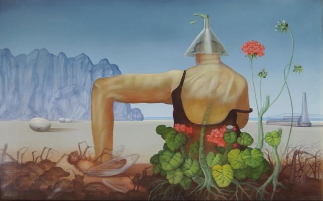 , 'Botanical back (Espalda botánica),' 1980, Gaudifond Arte