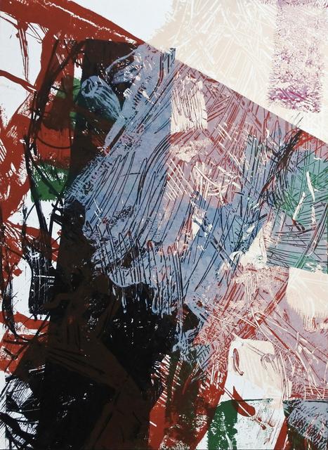 Jean-Paul Riopelle, 'Derrière le Miroir 171 B', 1968, Hans den Hollander Prints