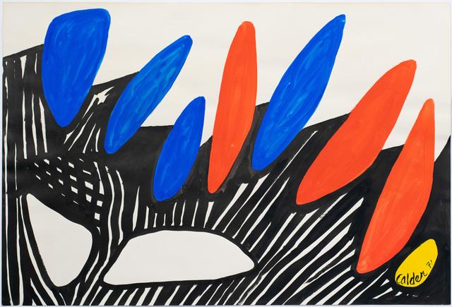 , 'Dolmeus,' 1971, Hollis Taggart
