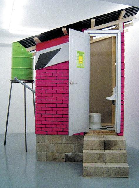 Marjetica Potrc, 'Caracas: Dry Toilet', 2004-2012, Galerie Nordenhake
