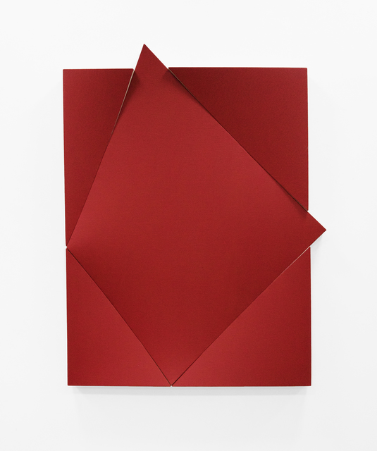 , 'Unlimitation of a Red Square,' 2019, Peter Blake Gallery