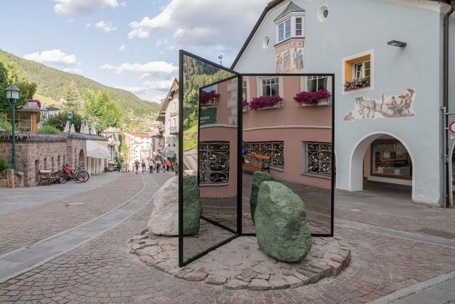 Alicja Kwade, 'Absorption (Dolomit)', 2018, KÖNIG GALERIE