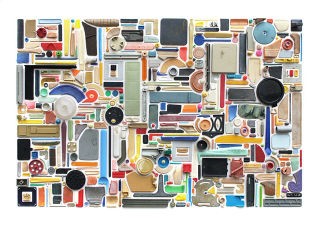 , 'Combination Piece - Multi 5,' 2010, VICTORI+MO CONTEMPORARY