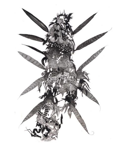 George Mead Moore, 'SAN SEBASTIAN (BLANCO Y NEGRO)', 2013, Galería Quetzalli