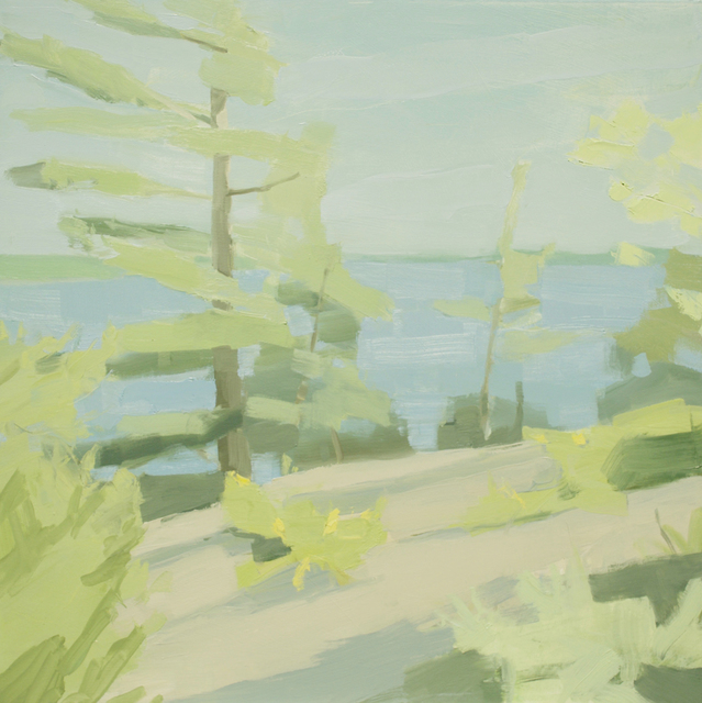 , 'Lakes and Pines ,' 2016, Kathryn Markel Fine Arts
