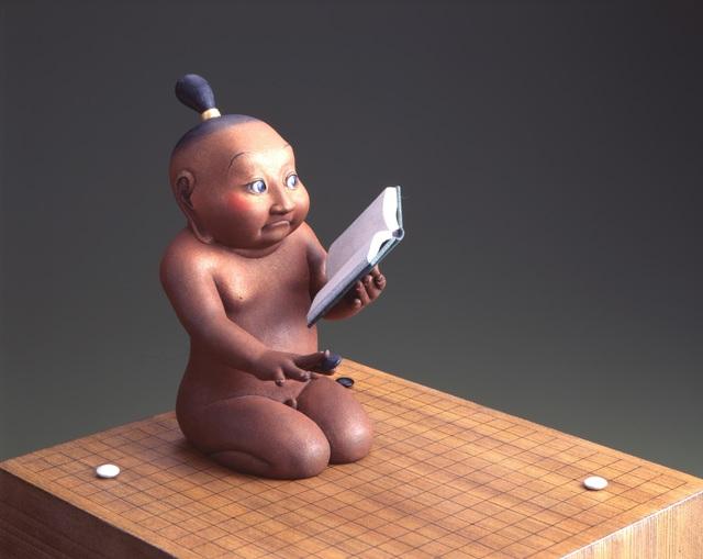 , 'Igo-doji / 囲碁童子,' 2006, Y's Gallery