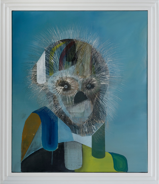 , 'Portrait 11,' 2016, Monte Clark Gallery