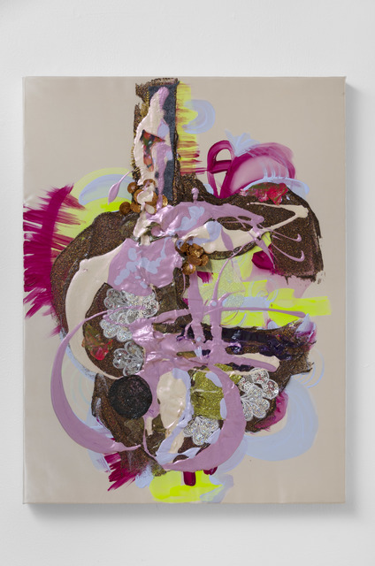 , 'Lung Fruit,' 2012, LAUNCH LA