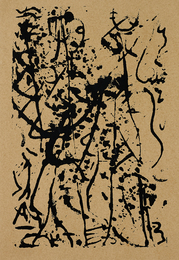 Jackson Pollock, 'Untitled (M20),' ca. 1946, Phillips: Evening and Day Editions