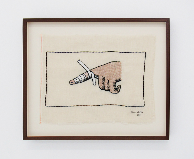 , 'Finger,' 2017, VICTORI+MO CONTEMPORARY