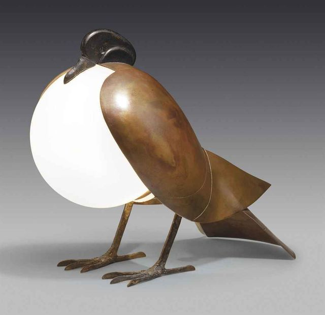 , 'Lampe Pigeon I,' 1991, BAILLY GALLERY