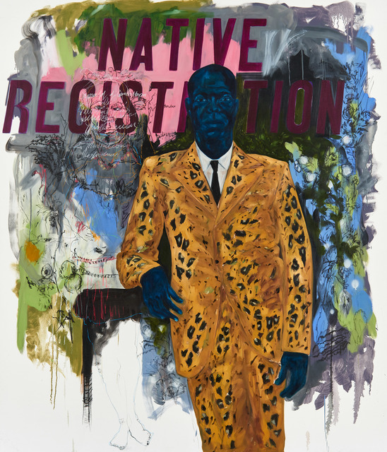 Kudzanai Chiurai, 'Native Registration I', 2016-2017, Goodman Gallery