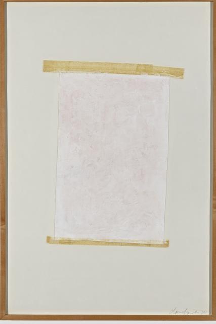 , 'Untitled,' 1970, Henrique Faria Fine Art