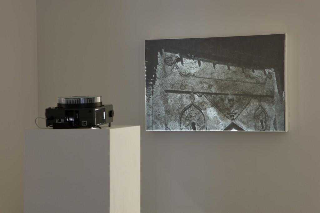 Installation View at Galería Marta Cervera
