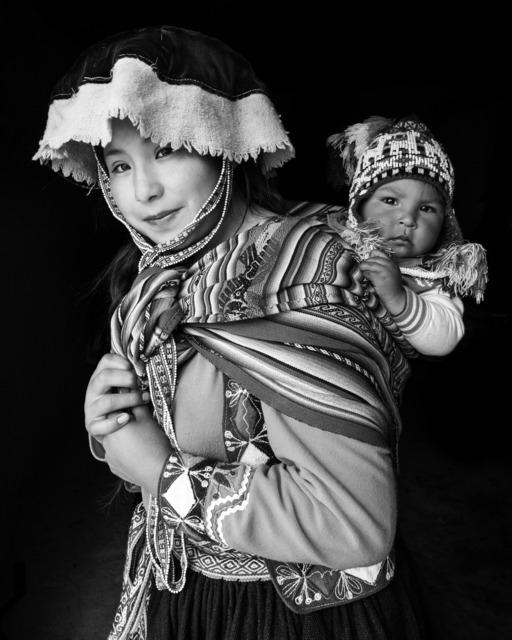 , 'Mother & Child. Huilloc, Peru,' 2019, PHOTIQ