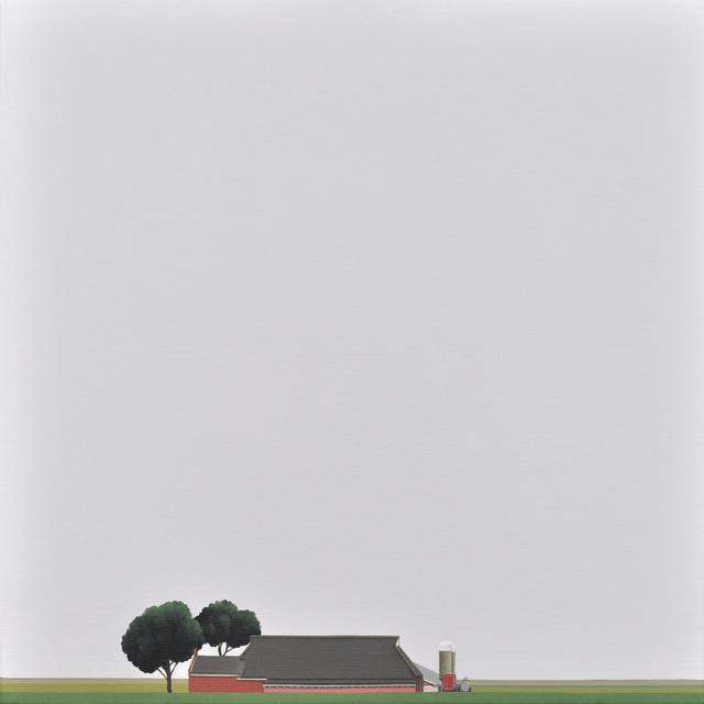 , 'Groningen 1 - landscape painting,' 2012, Contempop Gallery