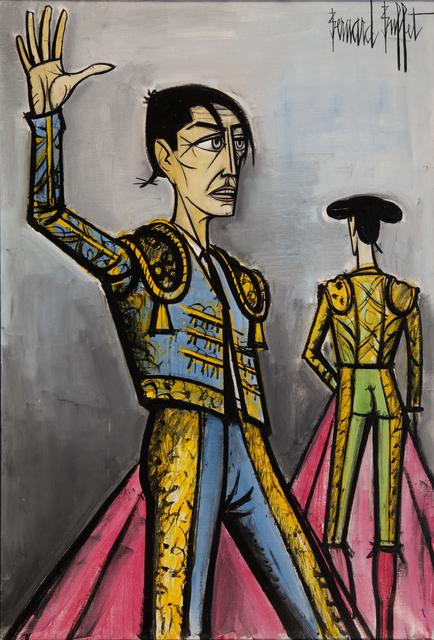 Bernard Buffet, 'Torero main levée', 1987, Opera Gallery