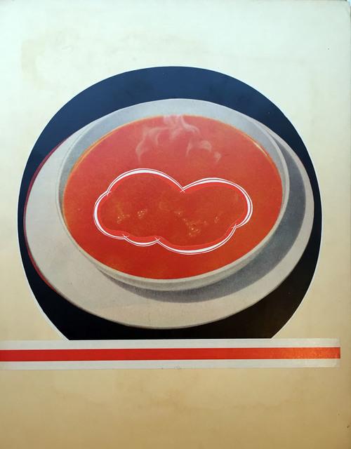 , 'Soup Cloud ,' 2015, Robert Dimin