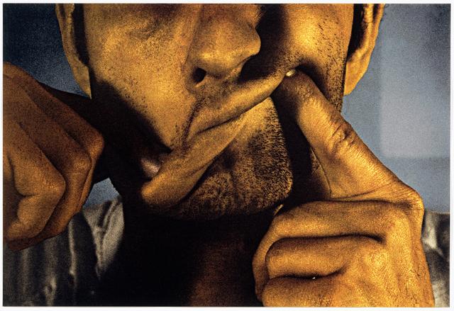 , 'Cockeye Lips,' 2006, Gemini G.E.L.