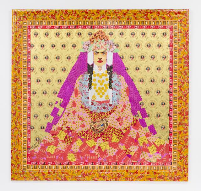 , 'Arousa Halawa,' 2016, ATHR