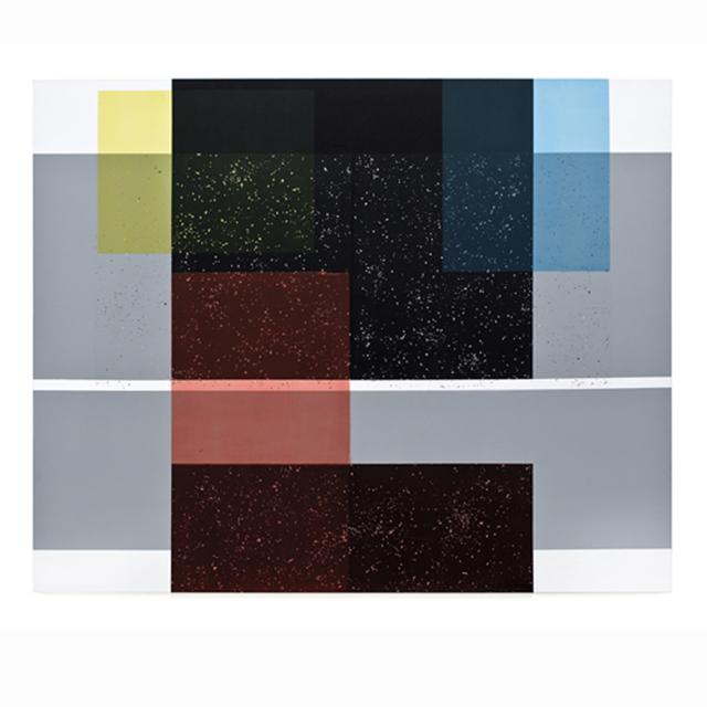 , 'Cor, Plano: Suspensão 2,' 2014, LURIXS: Arte Contemporânea