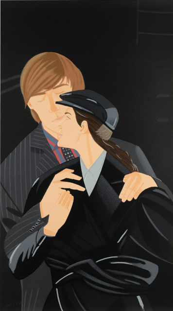 Alex Katz, 'Pas de Deux II', 1995, michael lisi / contemporary art