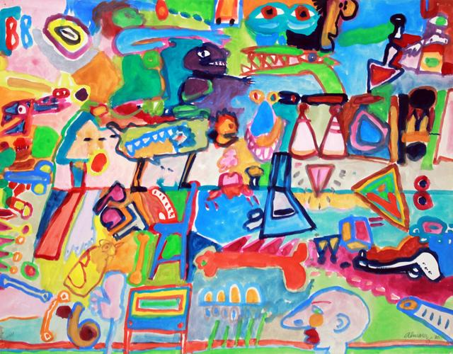 , 'Untitled,' 1970, Robert Berman Gallery