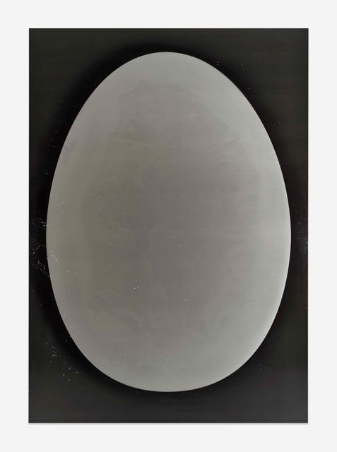 , 'Deep Egg (Un),' 2016, Art Bärtschi & Cie   Geneva, Switzerland