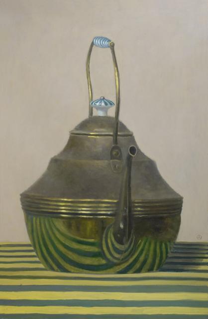 , 'Tall Teapot,' 2018, Gallery Henoch