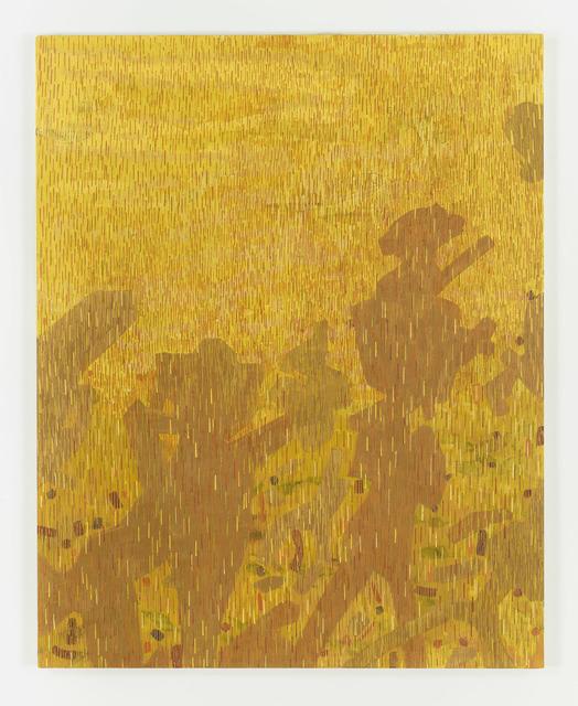 , 'Caravan to the Sun,' 1957, James Cohan