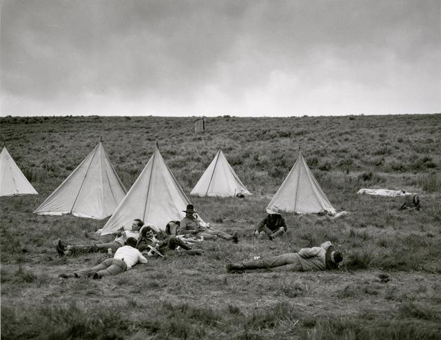 Kurt Markus, 'LS Ranches, Montello, Nevada', 1982, Photography, Gelatin Silver Print, Staley-Wise Gallery