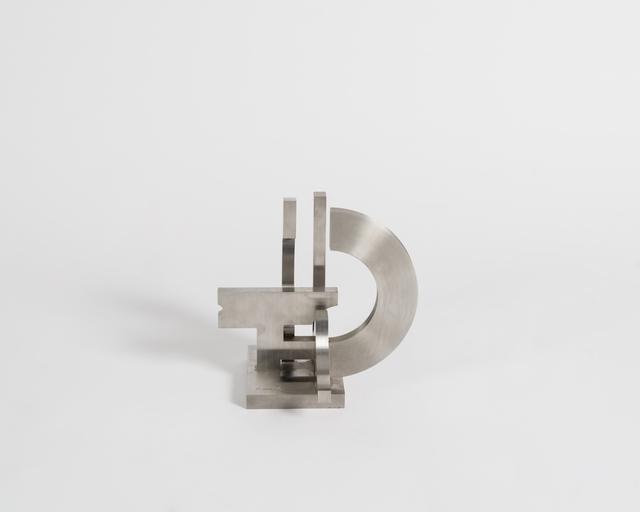 , 'Cercle Cube Désintégré,' 1961/2007, Maison Gerard