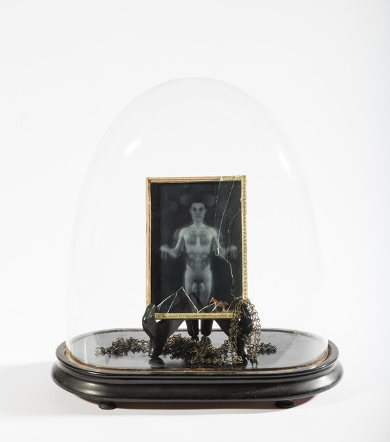Don Joint, 'What Nots: Boy God', 2015, Photography, Curio display, Childs Gallery