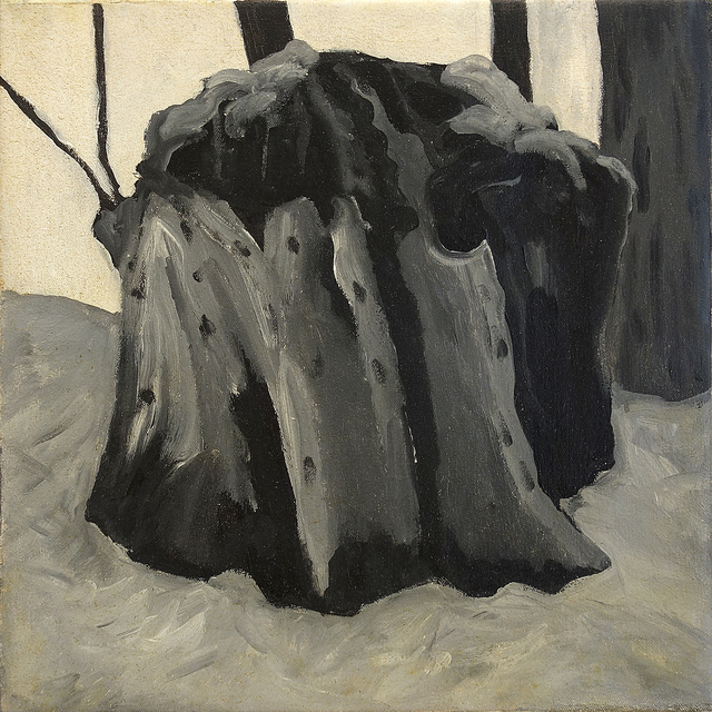 , 'Grisaille Stump VI MVE004,' 2017, George Lawson Gallery