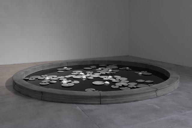, 'Pond 400,' 2016, Galerie Krinzinger
