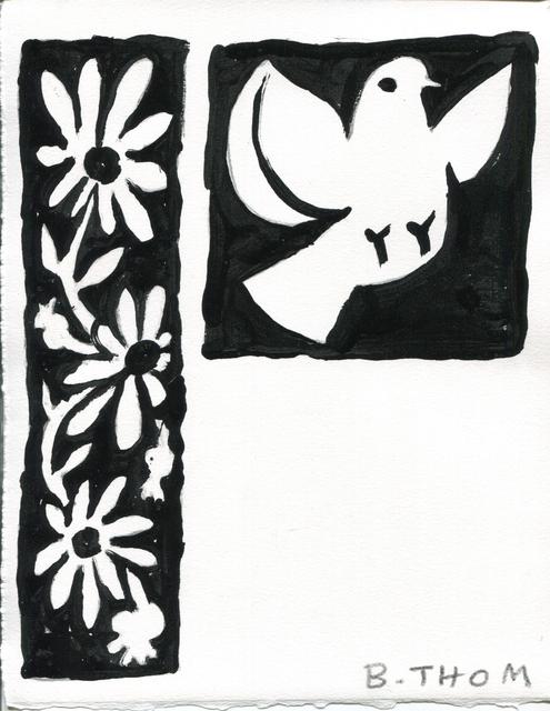 B. Thom Stevenson, 'Untitled Drawing (BTSV117D003)', 2017, V1 Gallery