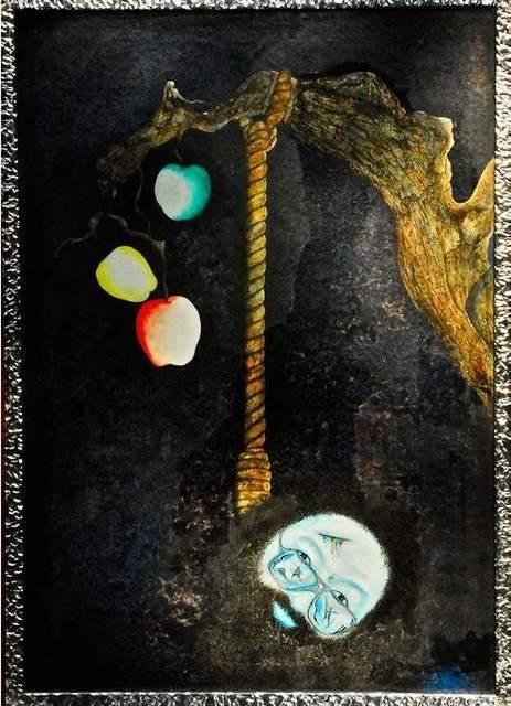 , 'Fruits of Life (No Good Deed Goes Unpunished),' 1981, Deborah Colton Gallery