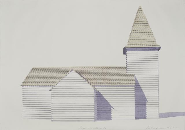 , 'Lugar sin ventanas dos,' 2015, Galerie Peter Kilchmann