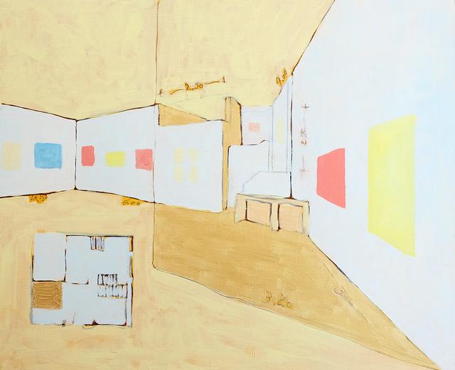 , 'Ausstellung,' 2018, Galerie Brigitte Schenk