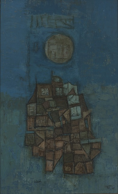 , 'Kashmir,' 1962, Grey Art Gallery