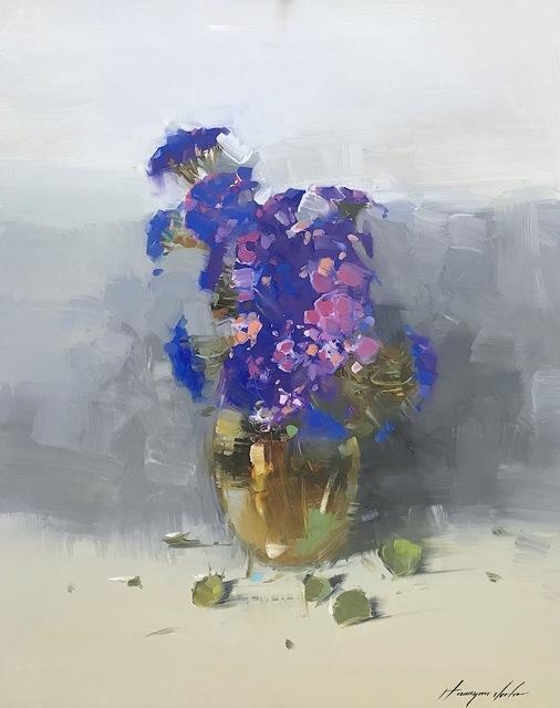 Vahe Yeremyan, 'Bouquet of Flowers', 2018, Vayer Art
