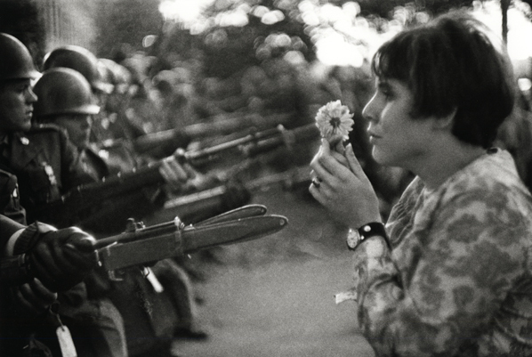 , 'Peace March, Washington, D.C.,' 1967-printed later, Scott Nichols Gallery