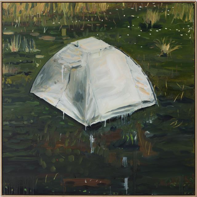 , 'Tent,' 2016, Galleri Bo Bjerggaard