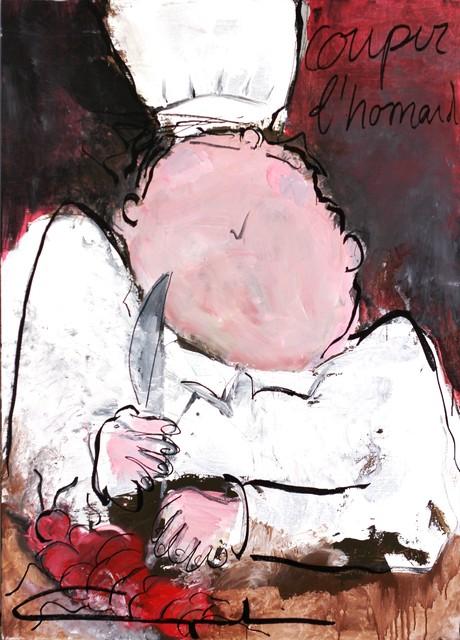 , 'Couper L'homard,' 2014, Artspace Warehouse